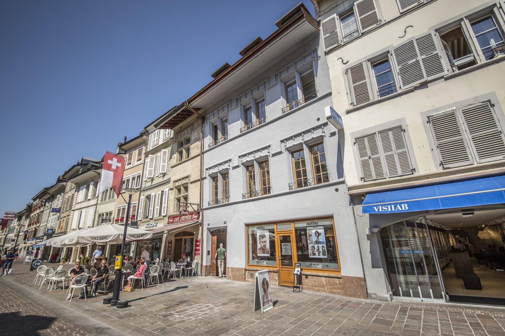 Entreprise Electricite Lausanne